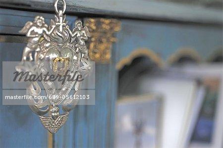 Ornate dresser