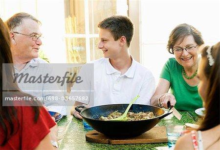 Famiily dinner