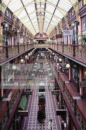Strand Arcade Sydney, Australia