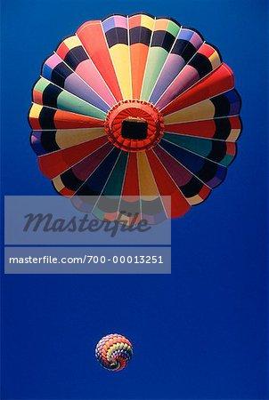 Hot Air Balloons British Columbia, Canada