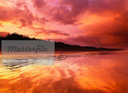 Long Beach, Pacific Rim National Park, Vancouver Island British Columbia, Canada