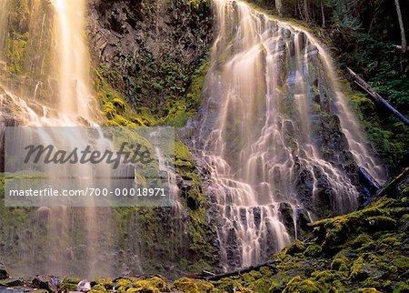 Proxy Falls Oregon, USA