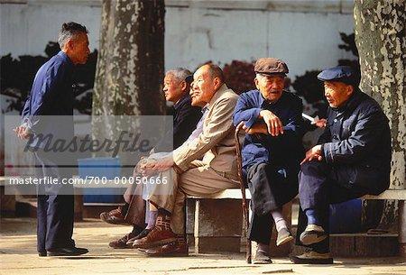 Shanghai mature
