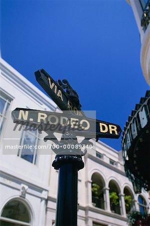 Beverly Hills California, USA