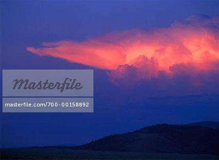 Thunderhead Grand Teton National Park Wyoming, U.S.A.