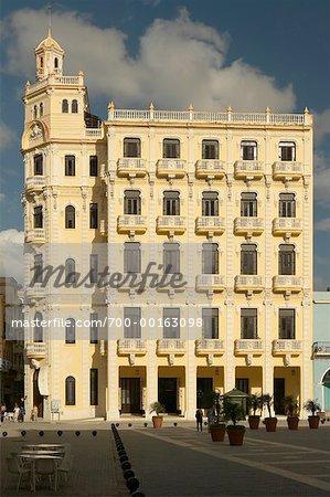 Edificio Gomez Vila Havana, Cuba
