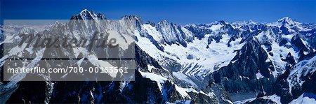 The Alps, Chamonix, France
