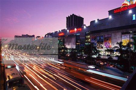 World Trade Center Shopping Mall Bangkok, Thailand