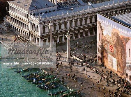 St. Mark's Square, Venice, Italy