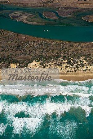 Goolwa and Murray River South Australia Australia
