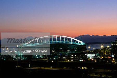 Seattle Seahawks Stadium Seattle, Washington, USA