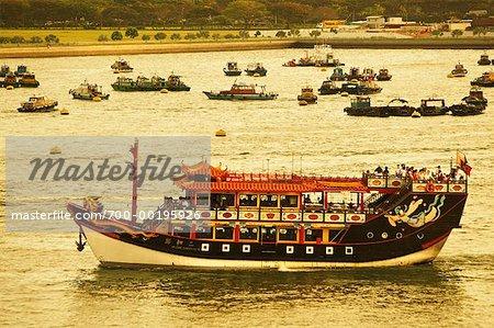 Sunset Cruise on the Cheng Ho Singapore
