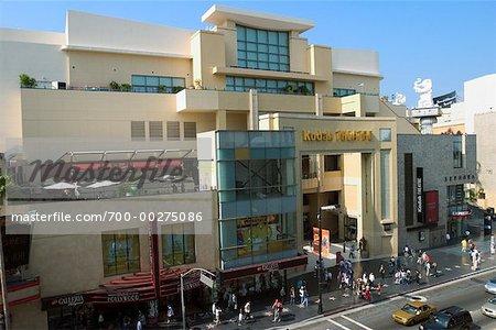 Kodak Theatre, Hollywood California, USA