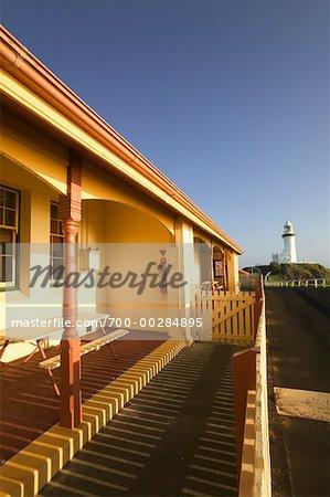 Lighthouse by House Cape Byron Byron Bay, New South Wales Australia