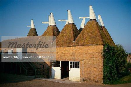 Oast House Kent, England