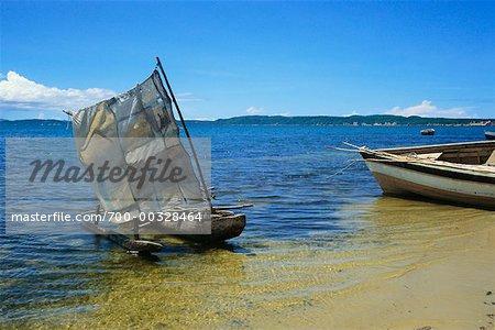 Fishing Boats Madagascar