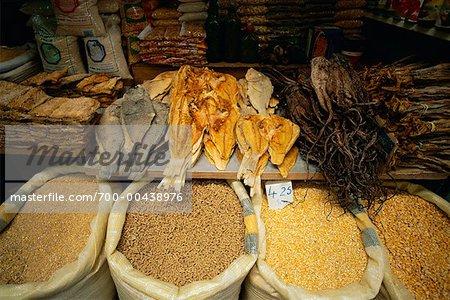 Bulk Food in Store