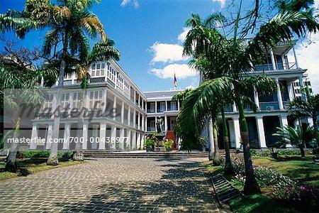 Government Building Port-Louis, Mauritius