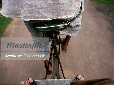 Rickshaw Driver, New Delhi, India