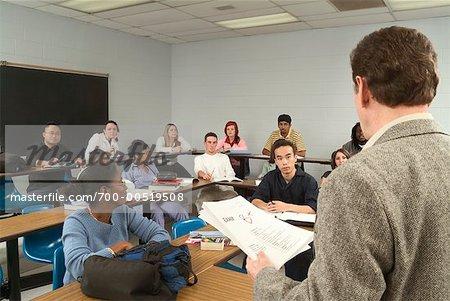 Teacher Returning Assignments