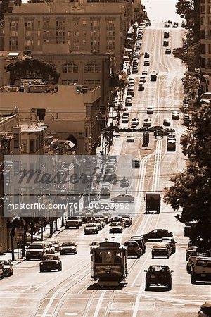 Street Scene, San Francisco, California, USA