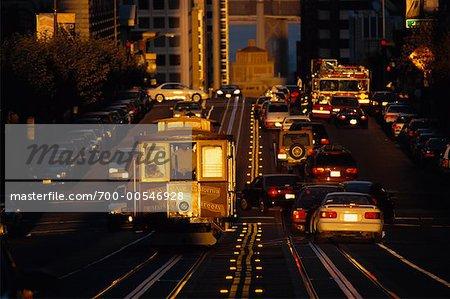 Cityscape, San Francisco, California, USA