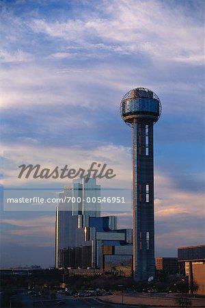 Reunion Tower, Dallas, Texas, USA