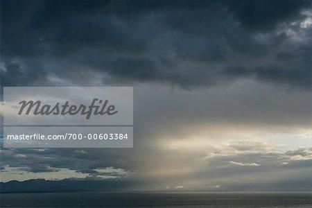 Storm Clouds, British Columbia, Canada