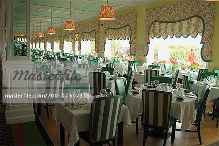 Interior Of Dining Room At Grand Hotel Mackinac Island Michigan Usa Stock Photo Masterfile Rights Managed Artist Gail Mooney Code 700 00607335
