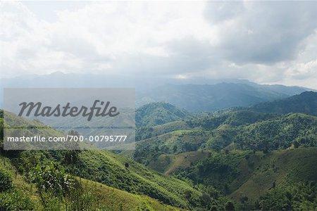 Mountains, Thailand