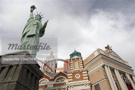 Statue of Liberty Replica, Las Vegas, Nevada, USA