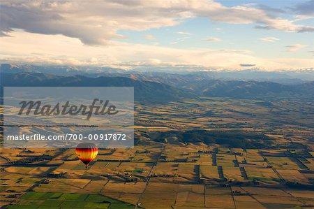 Canterbury Plains, Christchurch, Canterbury, South Island, New Zealand