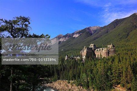 Banff Springs Hotel, Banff, Alberta, Canada