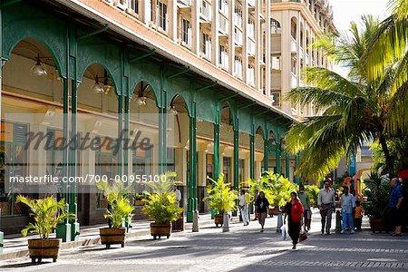 Shops, Caudan Waterfront, Port Louis, Mauritius