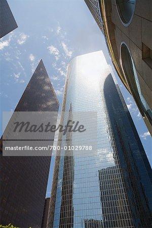 Skyscrapers, Los Angeles, California, USA