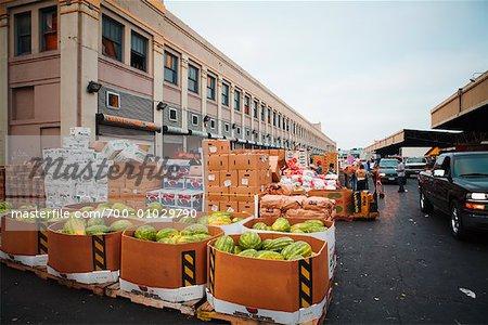 Los Angeles Market, Los Angeles, California, USA