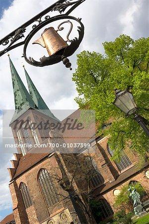St Nicholas Church, Mitte, Berlin, Germany