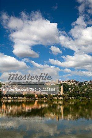 Lake Anosy, Antananarivo, Madagascar