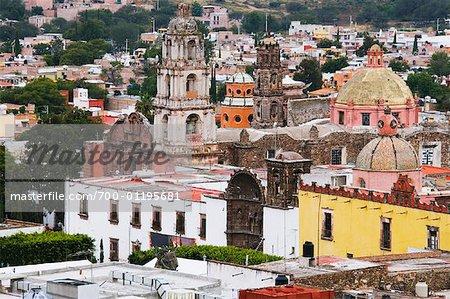 Cityscape, San Miguel de Allende, Mexico