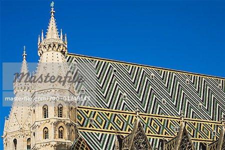 Saint Stephen's Cathedral, Vienna, Austria