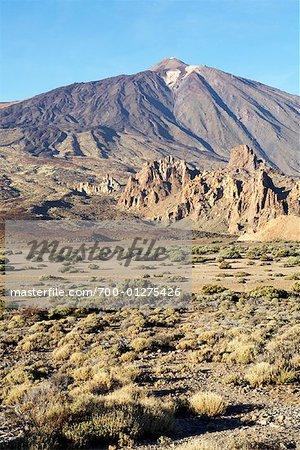 Mount Teide, Tenerife, Canary Islands, Spain