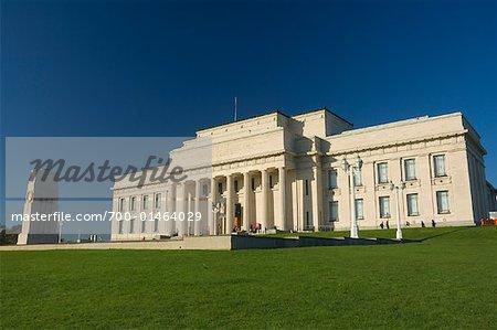 Auckland War Memorial Museum, Auckland, New Zealand