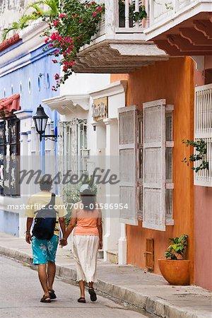 Old Town, Cartagena, Columbia
