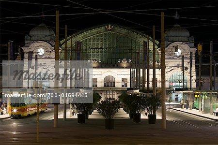 Basel SBB Station, Switzerland