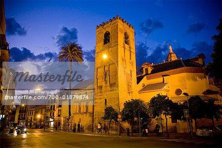 Catholic Church, Seville, Spain