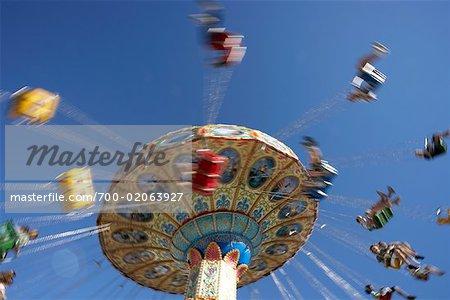 Chair Ride, Ancaster County Fair, Ancaster, Ontario, Canada