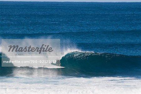 Surfers, Prevelly Park, Margaret River, Western Australia, Australia