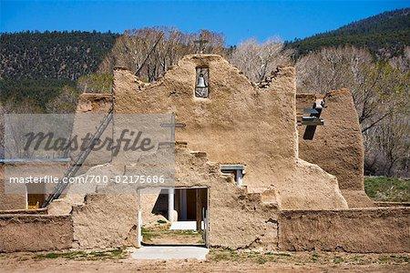 San Lorenzo de Picuris, Picuris Pueblo, New Mexico, USA
