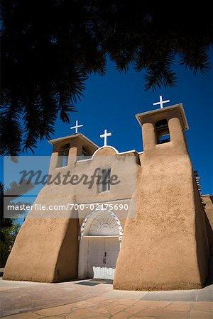 San Francisco de Asis Church, Rancho de Taos, Taos, New Mexico, USA