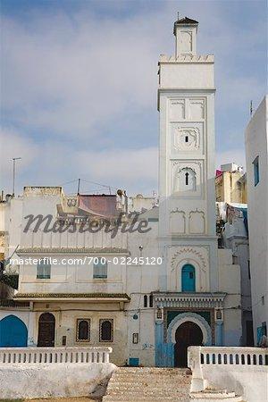Exterior of Mosque, Morocco